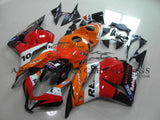 Repsol Fairing Kit for a 2009, 2010, 2011 & 2012 Honda CBR600RR motorcycle