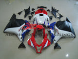 Red White & Black 2009-2012 Honda CBR600RR