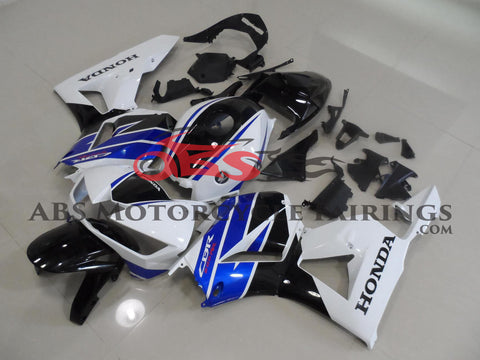 Blue Black & White OEM 2013-2014 Honda CBR600RR