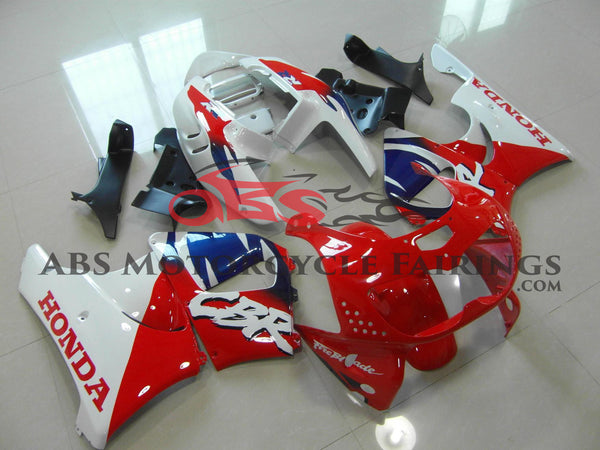 Red & White OEM 1996-1997 Honda CBR900RR 893