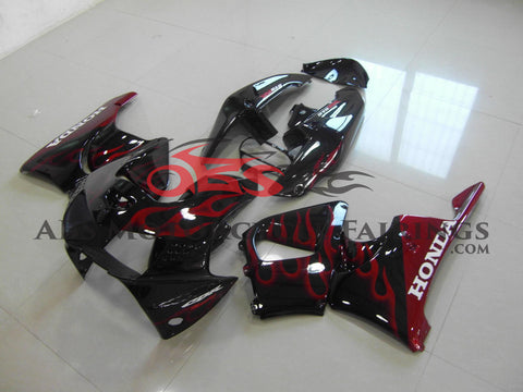 Black & Red Fairing 1998-1999 Honda CBR900RR 919