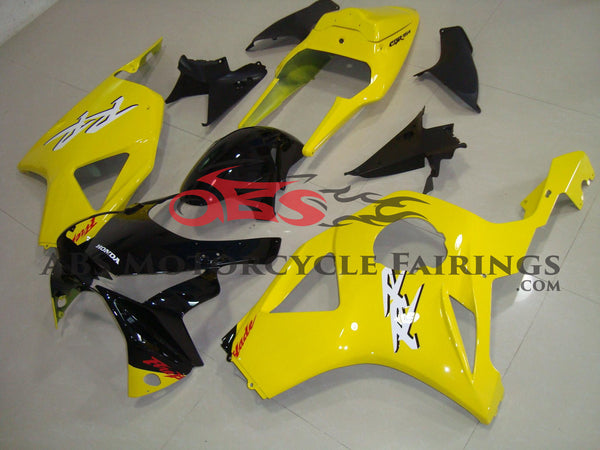 Yellow & Black 2002-2003 Honda CBR900RR 954