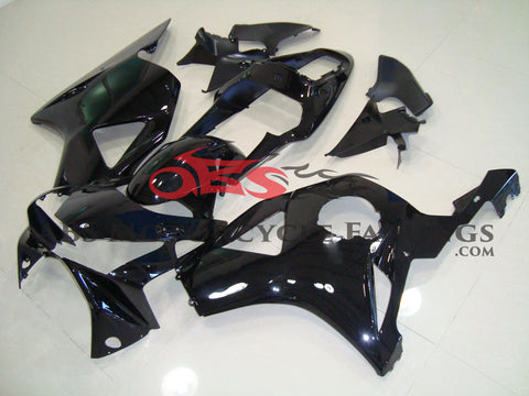 All Gloss Black 2002-2003 Honda CBR900RR 954