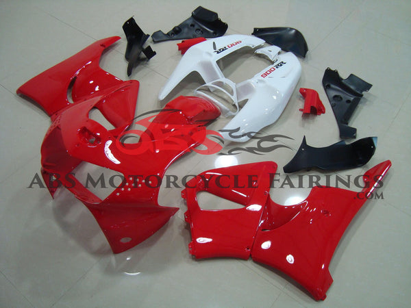 Red & White 1996-1997 Honda CBR900RR 893