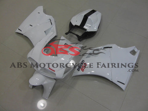 White & Black No. 853 1998-2002 DUCATI 996