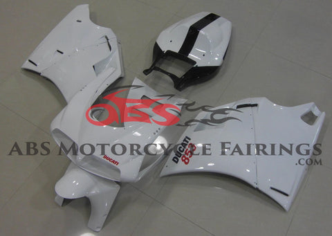 White & Black No. 853 1998-2002 DUCATI 748