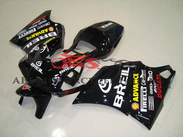 Ducati 748 (1994-2003) Black Breil Fairings