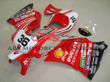 Red and White #36 Race Fairing Kit for a 1994, 1995, 1996, 1997, 1998 & 1999 Ducati 916 motorcycle