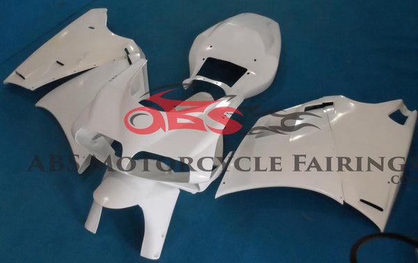 Unpainted Fairing Kit for a 1998, 1999, 2000, 2001, & 2002 Ducati 996 motorcycle