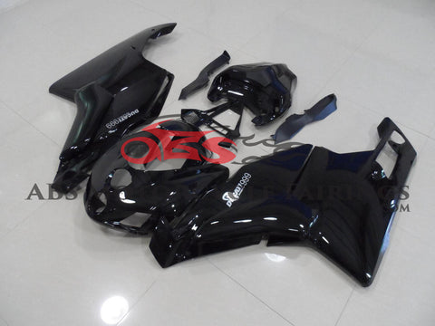 All Gloss & Matte Black 2005-2006 DUCATI 999