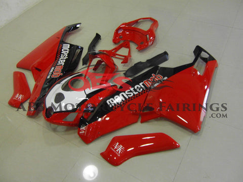Monstermob Red & Black 2005-2006 DUCATI 999