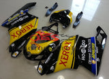 Ducati 749 (2003-2004) Yellow & Black Xerox Fairings