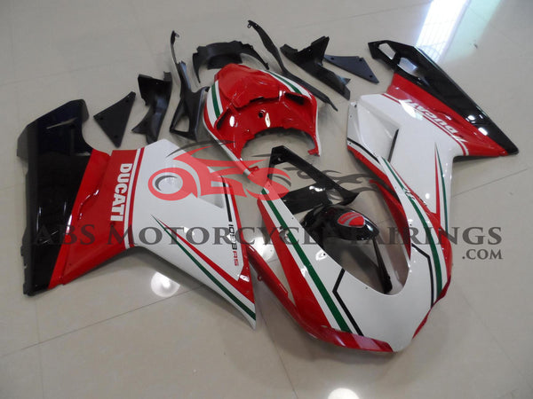 Tricolor 1098 AS 2007-2012 DUCATI 1198