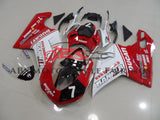 Ducati 1198 (2007-2012) Red, White & Black #7 Fairings