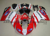 Ducati 1198 (2007-2012) Red, White & Black Tim #46 Fairings