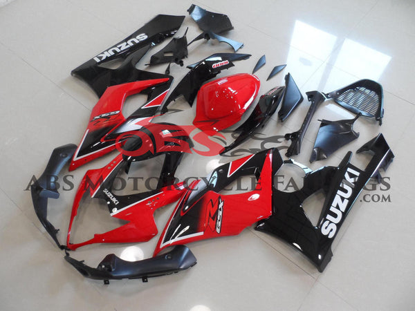 Red & Black OEM 2005-2006 Suzuki GSXR1000