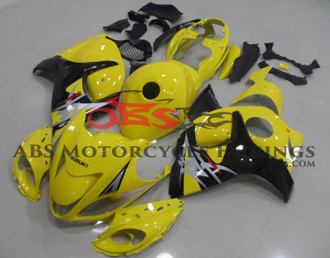 Yellow OEM with Tank 2008-2014 Suzuki GSXR 1300 Hayabusa