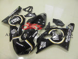 Suzuki GSXR750 (2004-2005) Black Lucky Strike Race Fairings
