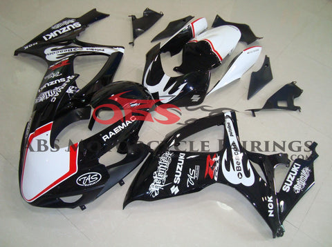 Beacon Black Race 2006-2007 Suzuki GSXR750