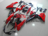 Red & Black 2011-2014 Suzuki GSXR750