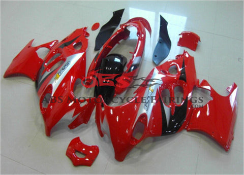 Red & Black 2003-2006 Suzuki GSX600F Katana