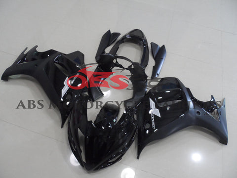 All Black OEM 2008-2012 Suzuki GSX650F