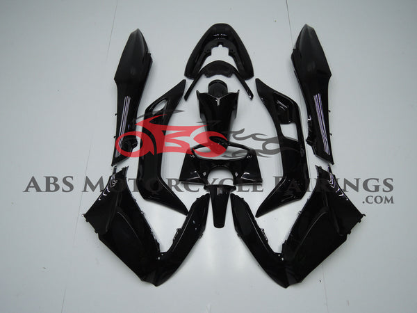All Black 2010-2012 Honda PCX150
