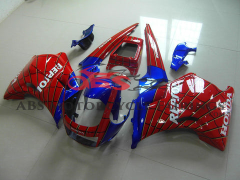 Spiderman Red & Blue 1987 Honda NSR250R MC17