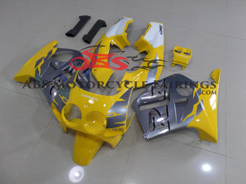 Yellow & Grey MC19