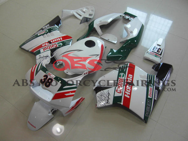 Castrol 38 with Tank Cover 1990-1993 Honda NSR250R MC21