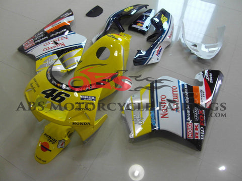 Nastro Azurrro Yellow with Tank Cover 1990-1993 Honda NSR250R MC21