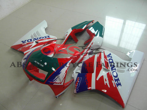 HRC Red White & Green 1990-1993 Honda NSR250R MC21