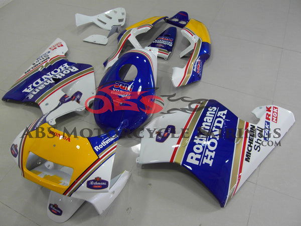 Rothmans HRC Blue & White with Tank Cover 1990-1993 Honda NSR250R MC21