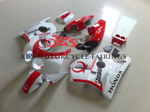 Pramac White & Red Honda MC22