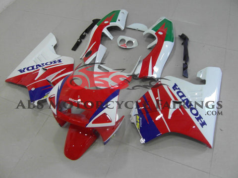 Red White & Green 1994 Honda NSR250R MC28