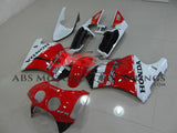 Black Red & White 1989 Honda VFR400R NC30