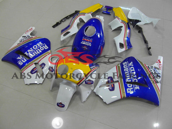 Rothmans HRC Blue with Tank 1989 Honda VFR400R NC30