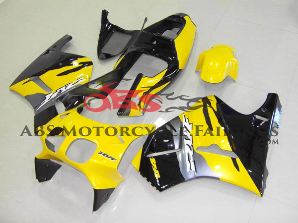 Yellow & Black 1994 Honda RVF400R NC35