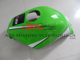 Elf 1 Green Black & White Fairing Kit & Tank Cover for 2008-2013 Kawasaki NINJA 250