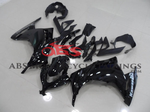 All Gloss Black 2013 Kawasaki NINJA300
