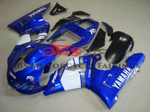Yamaha YZF-R1 (1998-1999) Blue & White Fairings