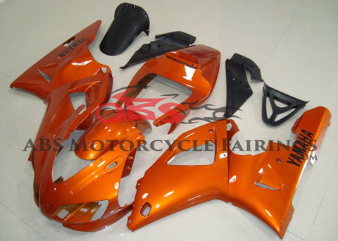 Yamaha YZF-R1 (1998-1999) Orange Fairings