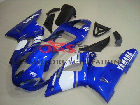 Deltabox Blue & White 2000-2001 Yamaha YZF-R1