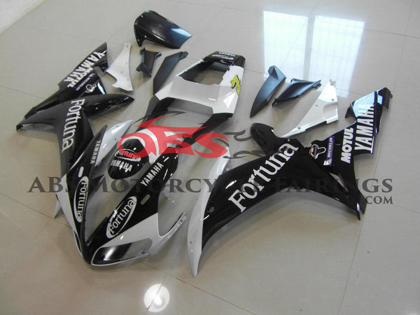 Fortuna Black & White 2002-2003 Yamaha YZF-R1