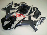 Yamaha YZF-R1 (2002-2003) Matte Black & Gloss Black Fairings
