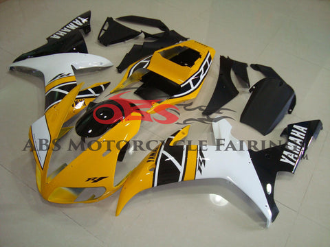 Custom Order - Yellow Black & White, 50th Anniversary addition,  for 2013 Yamaha YZF-R1