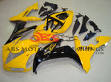 Yellow & Black 2004-2006 Yamaha YZF-R1