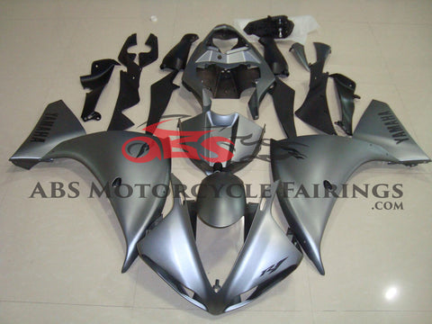 All Grey 2009-2011 Yamaha YZF-R1