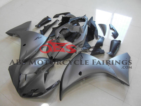 Dark Grey 2009-2011 Yamaha YZF-R1
