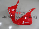 Red Bennetts Fairing Kit for a 2009, 2010 & 2011 Yamaha YZF-R1 motorcycle